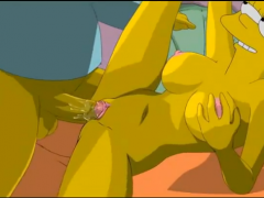 Simpsonovi v porno filmu