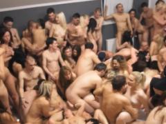 Skupinový sex v Praze