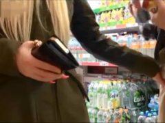 Hrátky v supermarketu