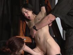 BDSM – uřvaná milfka