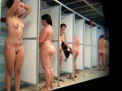 Skrytá kamera – dívčí sprchy