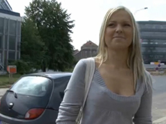 České ulice – kurvička Hanka