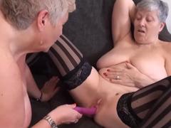 Nažhavené babičky