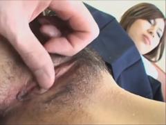 Japonský orálny sex porno