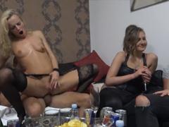 Roztomilá česká swingers párty