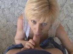 České holky z ulice – zkušená milfka