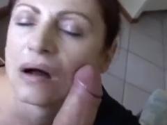České holky z ulice – nadržená milf