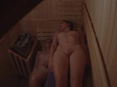České holky ze sauny – oholené kundičky
