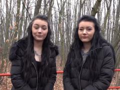 Rychlý prachy – jebačka s českými dvojčaty